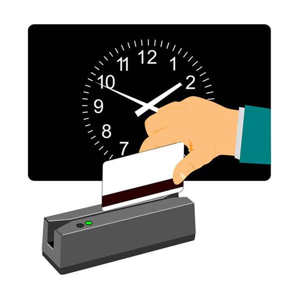タイムカードを廃止できる勤怠システム